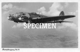 Kampfflugzeug He 111 - 1939-1945: 2ème Guerre