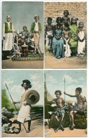 4 CPA Yémen - ADEN Arab Chiefs (narguilé) * Group Of Somali Women * Somali Rester * Somali Soldiers ( Somalie Somalien ) - Yemen