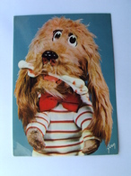 Carte Postale HERCULE Marionnette Courtois 3 - Stripverhalen