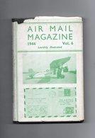 AIR MAIL MAGAZINE- Vol 6 - ENGLAND 1944 - Großbritannien