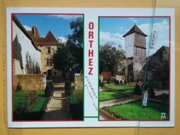 Kov 50-158 - FRANCE, ORTHEZ, TO PRESIDENT YUGOSLAVIA SLOBODAN MILOSEVIC - Frankreich