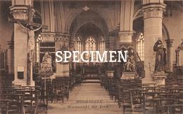 Binnenzicht Der Kerk - Moorsele - Wevelgem