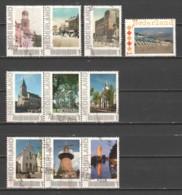 Netherlands - 10 Different Personal Stamps Dutch Cities - Period 2013-... (Willem-Alexander)