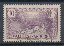 Andorre  N°28 Pont De Saint-Antoine - Usados