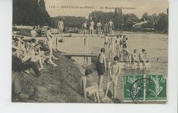 JOINVILLE LE PONT - La Baignade Terminus (baigneurs ) - Joinville Le Pont
