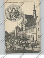 0-8291 PANSCHWITZ - KUCKAU, Kloster St. Marienstern, Osterreiten, 1921 - Panschwitz-Kuckau