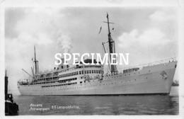 SS Leopoldville - Anvers - Antwerpen - Koopvaardij