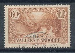 Andorre  N°67 Pont De Saint-Antoine - Usados