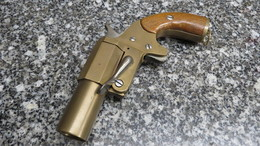 Pistolet Lance Fusée WW1 - Armes Neutralisées
