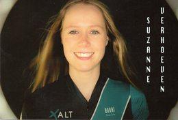 Cyclisme, Suzanne Verhoeven - Wielrennen