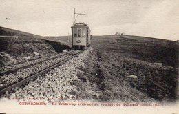 GERARDMER - TRAMWAY Au Sommet Du HOHNECK - Gerardmer