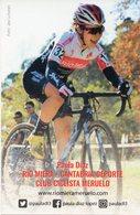 Cyclisme, Paula Diaz Lopez - Wielrennen