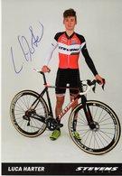 Cyclisme, Luca Harter - Wielrennen