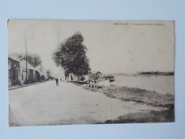 1920 CP Baesrode Baasrode Scheldezicht De Drie Huiskens - Dendermonde