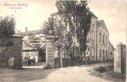 FR66 PERPIGNAN - Labouche - Maison Viticole MAUX Marius - Le Domaine - Attelage - Animée - Belle - Perpignan