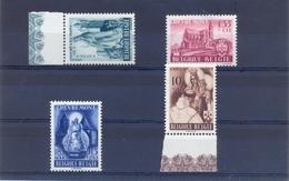 Nrs. 777/780  Postgaaf ** MNH Zeer Mooi - Belgien