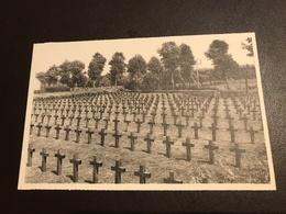 WESTROZEBEKE - Westroosebeke: Duitsch Krijgskerkhof - Deutscher Kriegerfriedhof - Cimetière Allemand - Staden