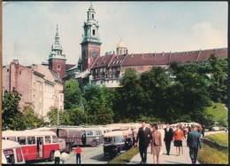 °°° 15204 - POLAND POLONIA - KRAKOWA - WAWEL - 1970 With Stamps °°° - Poland