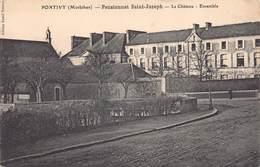 PONTIVY  -  Pensionnat Saint Joseph   - Le Chateau ( Dts  Kamil Sennece) - Pontivy