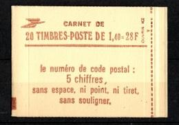 France Carnet 2102 C7 Fermé - Markenheftchen