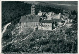 Oberschreiberhau-Schreiberhau Szklarska Poręba Luftbild Hochsteinbaude 1937 - Schlesien