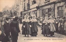 GUERANDE  -  UN JOUR DE FETE -  Mariées D'autrefois - Guérande