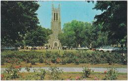 Pf. DURHAM. Duke University - Durham