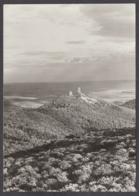 107258/ KYFFHAUSER, Blick Vom Fernsehsendeturm Auf Dem Kulpenberf Auf Das Kyffhäuserdenkmal - Kyffhaeuser