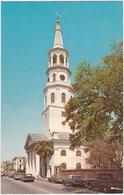 Pf. CHARLESTON. St. Michael's Church - Charleston