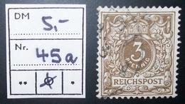 N°848H TIMBRE DEUTSCHES REICH OBLITERE - Deutschland