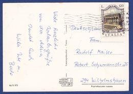 Karte Nach Deutschland (br8085) - 1971-80: Storia Postale