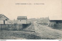 93) LIVRY-GARGAN : Le Coteau De Clichy - Livry Gargan