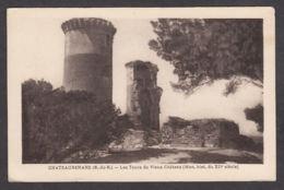67824/ CHATEAURENARD, Les Tours Du Vieux Château - Chateaurenard