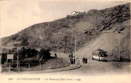 76 - Le Nice-Havrais - Le Boulevard Félix-Faure - Tram Tramway Animée, Lévy Fils - Non Classificati