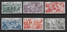 CAMEROUN 1946 YT PA 32/37** - Camerun (1915-1959)