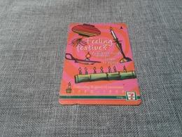 Singapore - Nice Thematic Phonecard - Singapur