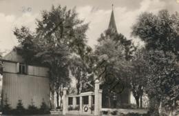 Bergen - Lünebg Heide - Kirche Mit Ehrenmal  [5K-160 - Lüneburger Heide