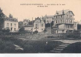 Carte Postale  St Quay Portrieux (22) Les Hôtels De La Mer Et Beau Site  -       Edition   ??? - Saint-Quay-Portrieux