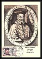 1688/ Carte Maximum (card) France N°1370 Jacques Amyot. Ecrivain Fdc Premier Jour - Maximum Cards