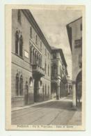 PADOVA - VIA S.FRANCESCO - CASA DI DANTE 1932 VIAGGIATA   FP - Padova