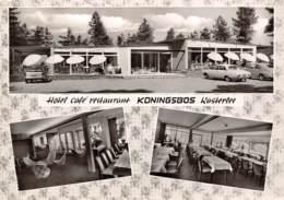 CPM - KASTERLEE - Hotel-Café-Restaurant KONINGSBOS - Lichtaartse Steenweg 84 - Kasterlee