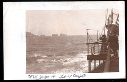 UNITED KINGDOM - INGHILTERRA - 1906 - ISOLA DI WIGHT - ISLE OF WHIGT - PHOTOPOSTCARD UNIQUE!!!! - Cowes