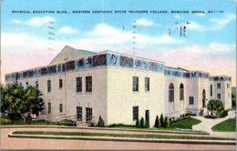 Kentucky Bowling Green Physical Education Building Westen Kentucky State Teachers College 1944 - Bowling Green
