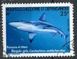 Nouvelle Calédonie - Neukaledonien - New Caledonia 1981 Y&T N°444 - Michel N°(?) (o) - 23f Protection De La Nature - Used Stamps