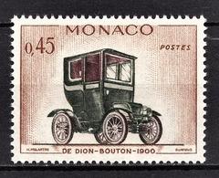 MONACO 1961 - N° 567 - NEUF** - Unused Stamps