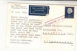 Netherlands / Ship Postcards / Maritime + Paquebot Mail - Ohne Zuordnung