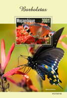 Mozambique  2019  Fauna  Butterflies S201911 - Mozambique