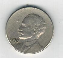 Cuba 1 Centavo 1958. Used, See Scan. - Cuba