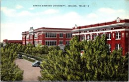 Texas Abilene Hardin-Simmons University - Abilene
