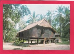 Modern Post Card Of Malay House,Kuala Lumpur, Malaysia,D40. - Malaysia